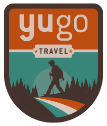 Yugo travel logo